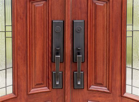 door with 3 locks mahogany arched top doors with 3 point locks