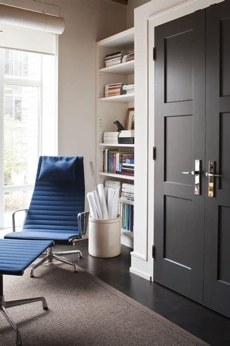 ideas   black interior doors shelterness