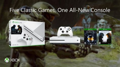 Xbox One S 1tb New Free Fullgames Bisa Pilih deal xbox one s halo collection 1tb bundle a free a 50 credit for 349 mspoweruser