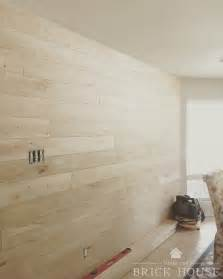 What Is Shiplap Wall Shiplap Walls The Cheap Easy Way Brick House