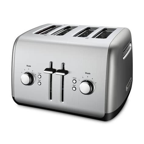 4 Slot Toaster kitchenaid 4 slot toaster wide master technicians ltd