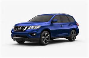 Nissan Of 2017 Nissan Pathfinder Arrives In March More Power For V6