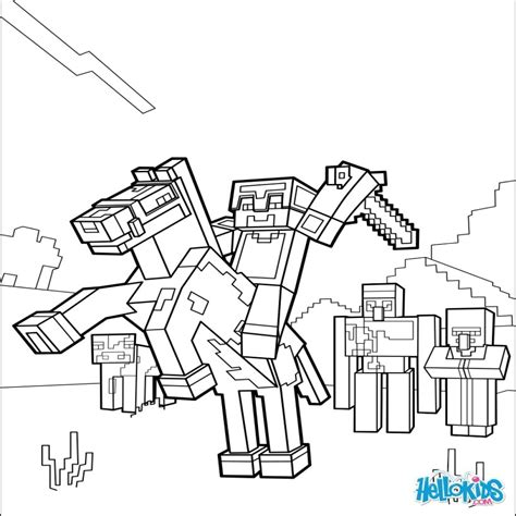 imagenes para dibujar a lapiz trackid sp 006 voici un tr 232 s joli coloriage sur le jeu minecraft un