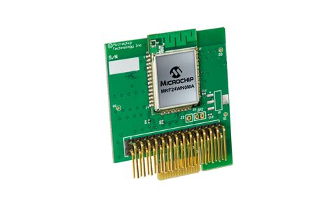 P89lpc932ba S Micro Chip mrf24wn0ma wi fi pictail pictail plus board