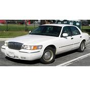 2002 Mercury Grand Marquis  Information And Photos
