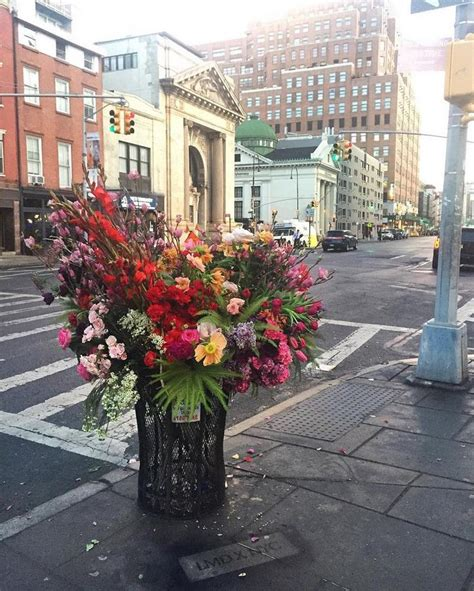 Planters Nyc by Crime Or Someone Is Turning Nyc Trash Cans Into
