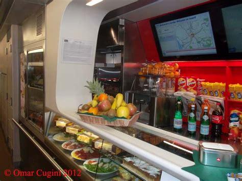 carrozza ristorante freccia rossa storico