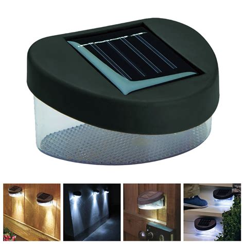 Shed Light Onto by Set Of 2 4 6 12 Solar Led Light Outdoor Shed Wall
