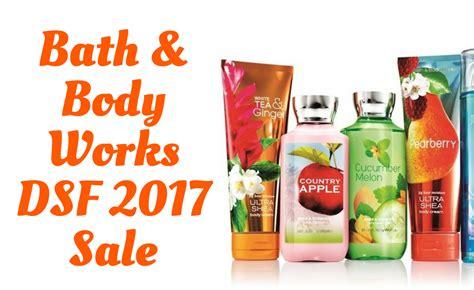 bath and works bath works dsf 2017 sale