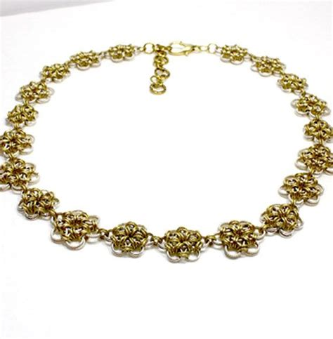 gold chain collar 20 best images about chain style and cat collars on cats chain mail