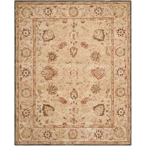 11 x 15 rug safavieh anatolia ivory traditional rug 11 x 15 an512a 1115