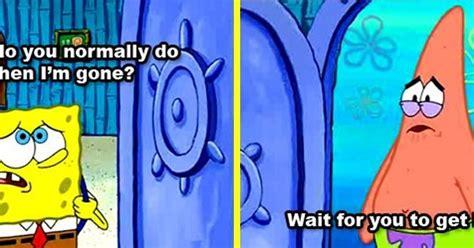 Spongebob Meme Wait For You To Get Back