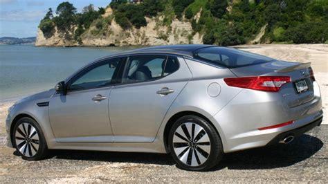 kia optima car kia optima 2011 car review aa new zealand