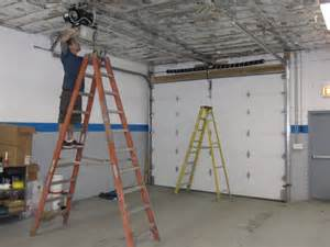 how to install garage door springs affordably house design
