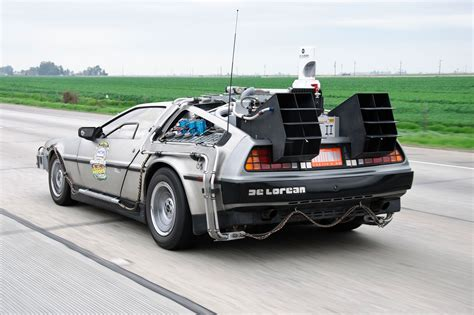 ill dept of motor vehicles back to the future day a roundup of all the delorean