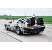 Back To The Future Day A Roundup Of All DeLorean