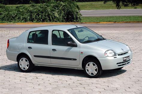 renault clio 2002 sedan sala de imprensa renault modelo antigo clio sedan
