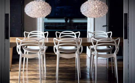 Kartell Dining Chairs Inspiration Dining Room Chairs Kartell