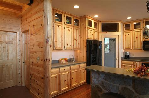 knotty wood kitchen cabinets pictures of flooring with oak cabinets furnitureteams com