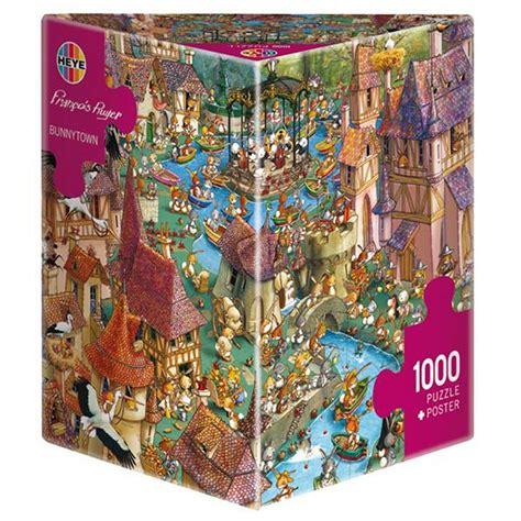1000 Jigsaw Puzzles Jigsaw jigsaw puzzle 1000 pieces ruyer bunnytown heye 29496 1000 pieces jigsaw puzzles towns
