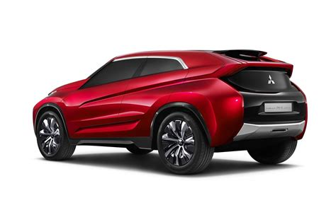 3D Car Shows   MITSUBISHI Concept XR PHEV