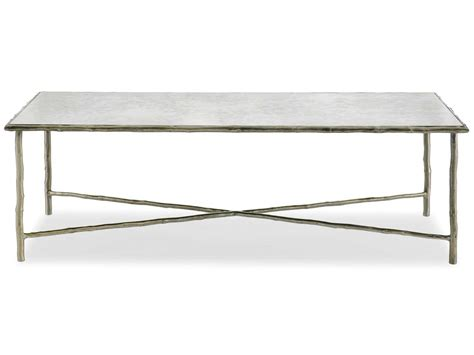 bernhardt carlisle 51 x 27 rectangular coffee table bh413023