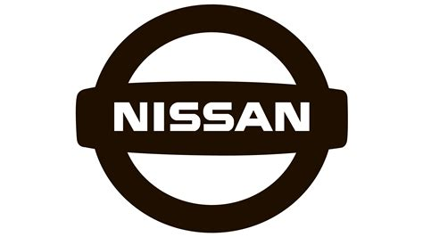 nissan symbol nissan logo nissan zeichen vektor bedeutendes logo und