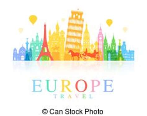 europe travel clipart clipground