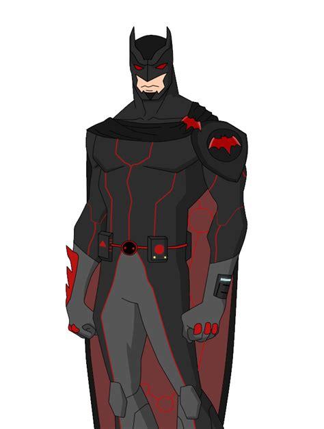 Imagenes De Batman De Justicia Joven | batman de justicia joven mundo alternativo by ezalex on