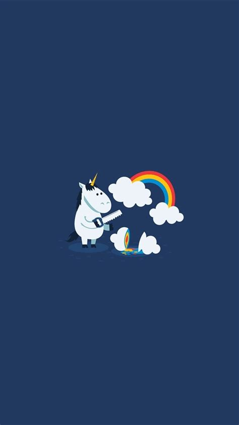 Rainbow Dash Cloud Iphone All Hp unicorn saw clouds rainbow iphone 6 plus wallpaper iphone 6 wallpapers