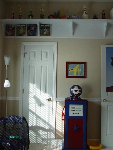 7 Room Ideas You Will by Boys Room Idea Shelf With Room For Pictures Rooms