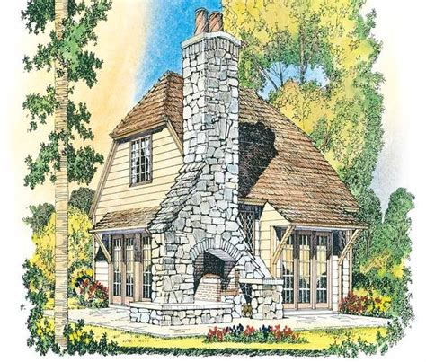Eplans Cottage House Plan Cozy Cottage With Woodsy Charm 1060 | eplans cottage house plan cozy cottage with woodsy charm