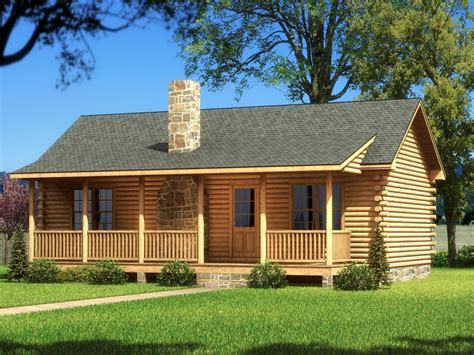 one story log cabins single story log cabin homes single story cabin plans