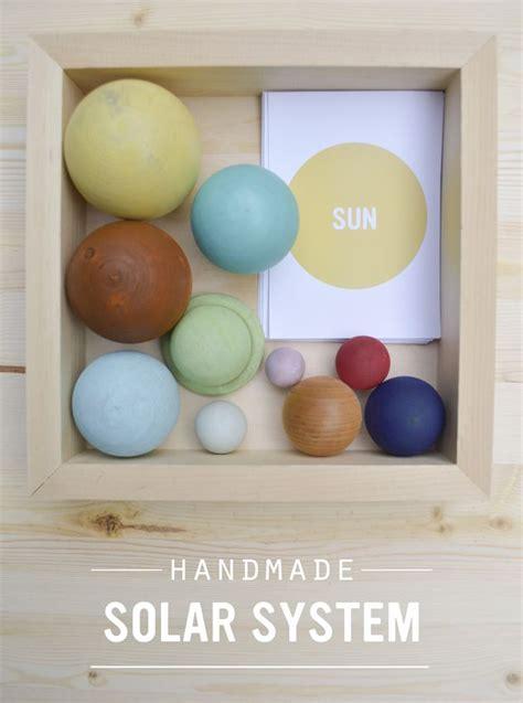 Solar System Handmade - handmade solar system printables kiddo