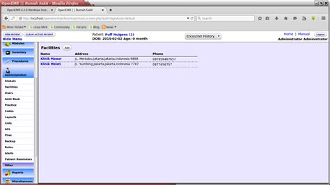 layoutit login edit openemr gt menambahkan fasilitas phadma sadna