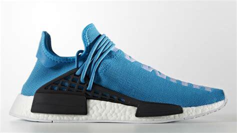 Adidas Human Race Blue blue pharrell adidas nmd human race sneaker bar detroit