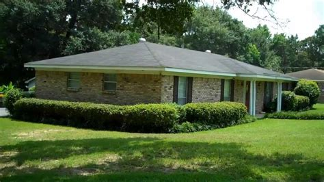 mobile al houses for rent homes for rent west mobile al 2381 maple drive 36695 youtube