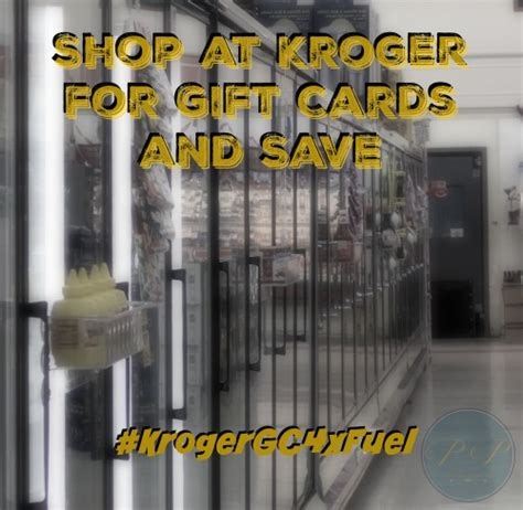 Shop And Save Gift Cards - shop at kroger for gift cards and save 12 krogergc4xfuel