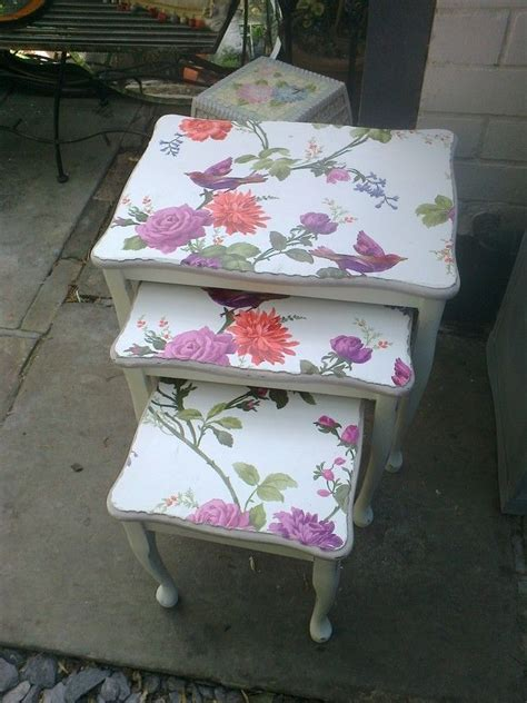 decoupage tutorial furniture 25 unique decoupage table ideas on pinterest diy