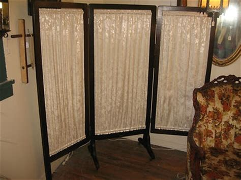 how to build a room divider screen antique room divider 3 panel folding changing screen