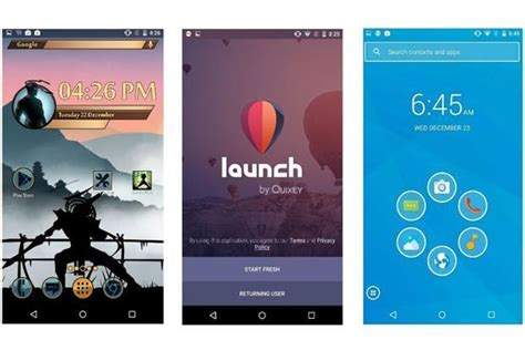 cool launchers for android cool android launchers livemint