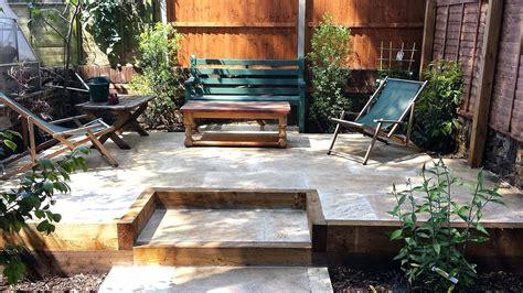 how to build a backyard patio tiny patio garden ideas how to build a raised cover