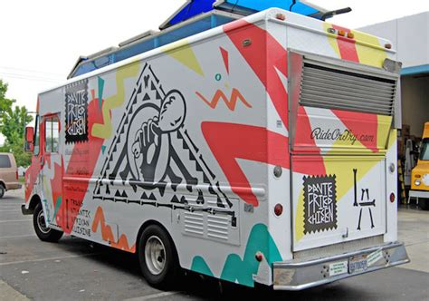 food truck design cost food truck wraps cost designs and alternatives