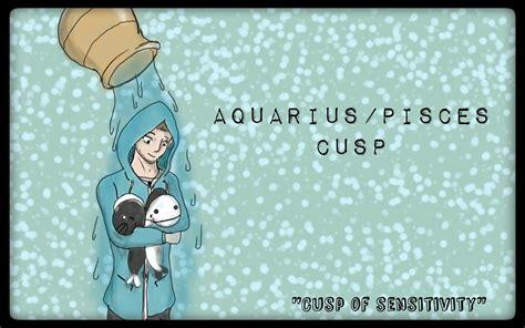 aquarius pisces cusp by ice1991 on deviantart