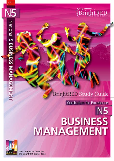 libro national 5 business management brightred publishing national 5 business management study guide