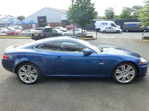 Blus Jaguar used kyanite blue jaguar xk for sale cheshire