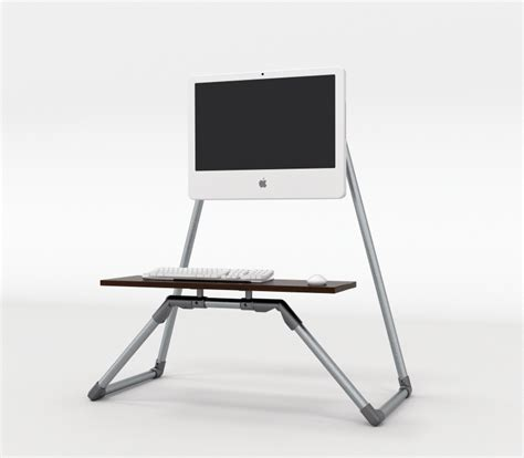 standing desk monitor stand desktop stand up desk with integrated monitor stand