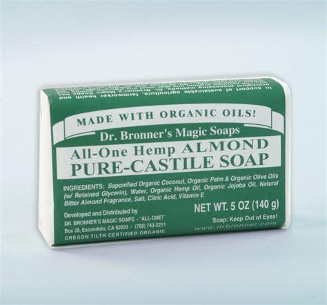Soap Bar Essentials Fairness Mild dr bronner almond mild soap bar 140 g alternative health products