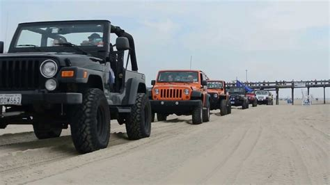 Jeep Week City Jeep Week 2013 Run Parade
