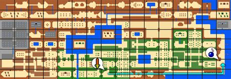 legend of zelda map level 2 location the legend of zelda walkthrough the gathering zelda